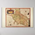 Cartografía del renacimiento póster