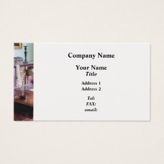 Cartographer's Desk Business Card