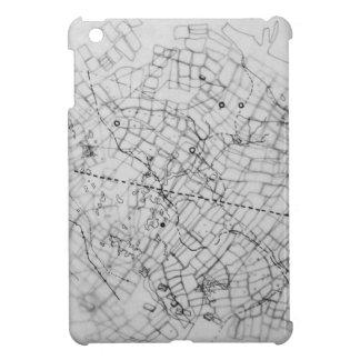 cartography case for the iPad mini