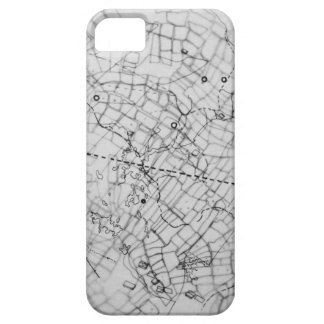 cartography iPhone SE/5/5s case