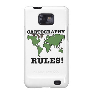 Cartography Rules Galaxy SII Cover