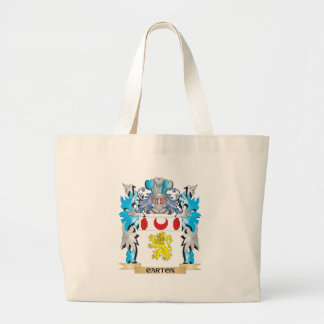 Carton Coat of Arms - Family Crest Bag