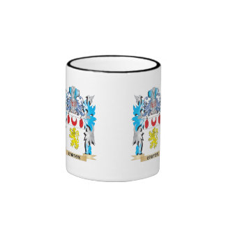 Carton Coat of Arms - Family Crest Coffee Mug
