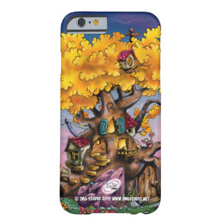 carton treehouse iPhone cover