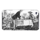 Cartoon about Elizabeth Garrett Anderson, first Barely There iPod Cover