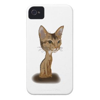 Cartoon Aby iPhone 4 Case-Mate Case