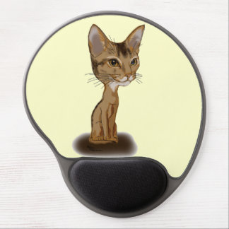 Cartoon Aby Gel Mouse Pads