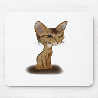 Cartoon Aby Mousepads