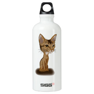 Cartoon Aby Water Bottle