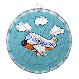 Cartoon Airplane Dart Boards