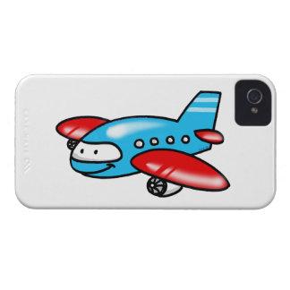 cartoon airplane iPhone 4 case