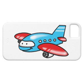 cartoon airplane iPhone SE/5/5s case