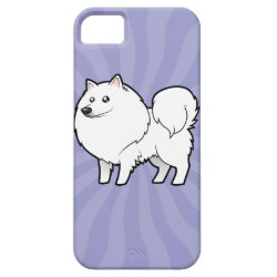 Case-Mate Vibe iPhone 5 Case with Samoyed Phone Cases design