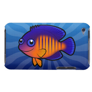 Cartoon Angelfish 1 iPod Touch Cover