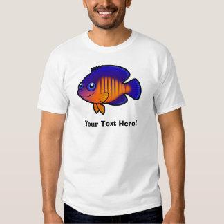 Cartoon Angelfish 1 Tee Shirt