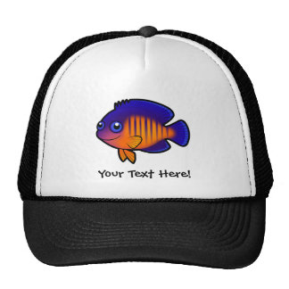 Cartoon Angelfish 1 Trucker Hat