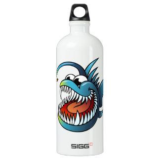 Cartoon Angler Fish SIGG Traveler 1.0L Water Bottle