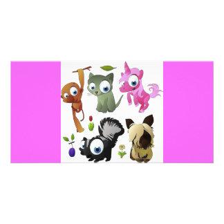 Cartoon_animal_4-1024x1008 Picture Card