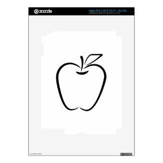 Cartoon Apple iPad 3 Skins
