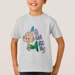 Cartoon Aquarius T-Shirt
