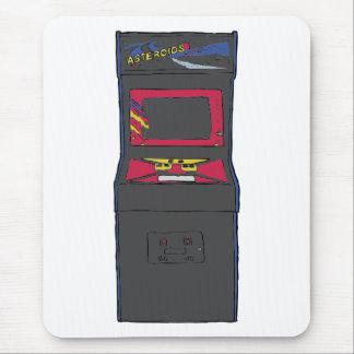 Cartoon Arcade Game - Gamer - Gaming Mouse Pad