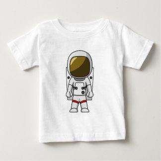 Cartoon Astronaut Baby T-Shirt