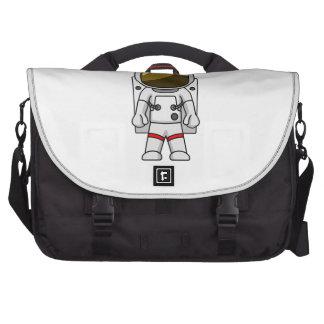 Cartoon Astronaut Laptop Computer Bag
