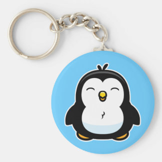 Cartoon Baby Penguin Keychain