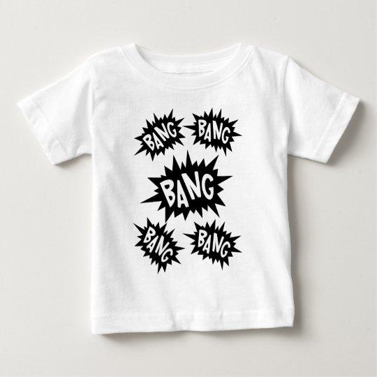 Cartoon Bangs by Chillee Wilson Baby T-Shirt