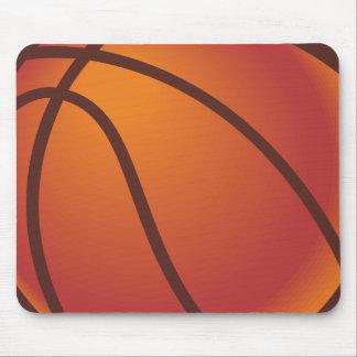 Cartoon Basketball Mouse Pad