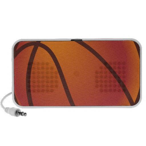 Cartoon Basketball Portable Speaker