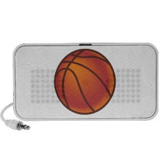 Cartoon Basketball Speaker System