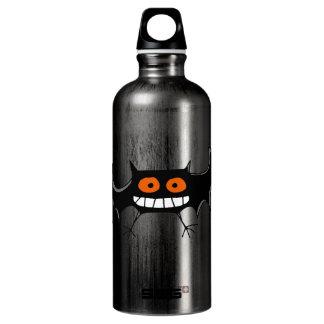 cartoon bat aluminum water bottle