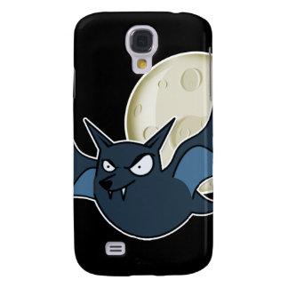 Cartoon Bat & Moon (Blue/White Version) HTC Vivid / Raider 4G Cover