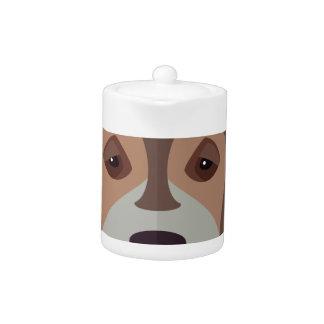 Cartoon Beagle Head