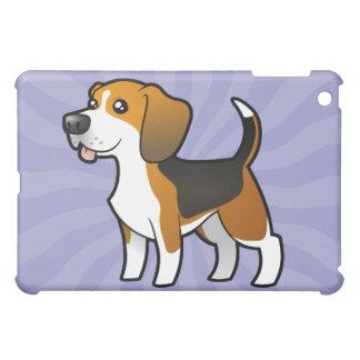 Cartoon Beagle iPad Mini Case