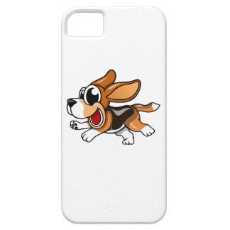 Cartoon Beagle iPhone SE/5/5s Case