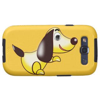Cartoon Beagle Samsung Galaxy S Case