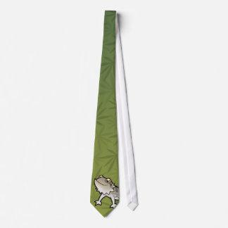 Cartoon Bearded Dragon / Rankin Dragon Tie
