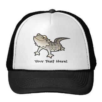 Cartoon Bearded Dragon / Rankin Dragon Trucker Hat