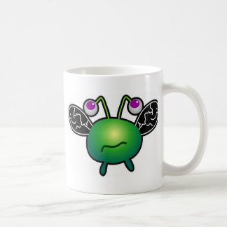 Cartoon Beatle Coffee Mug