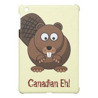 Cartoon Beaver Speck Case iPad Mini Cases