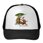 cartoon-beaver trucker hats