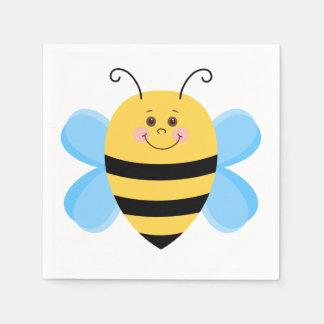 Cartoon Bee Napkin