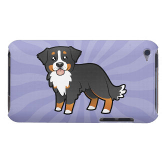 Cartoon Bernese Mountain Dog Case-Mate iPod Touch Case