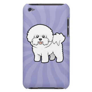 Cartoon Bichon Frise Case-Mate iPod Touch Case