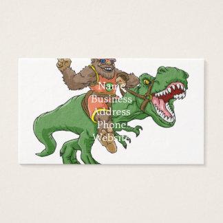 Tyrannosaurus Rex Business Cards Templates Zazzle