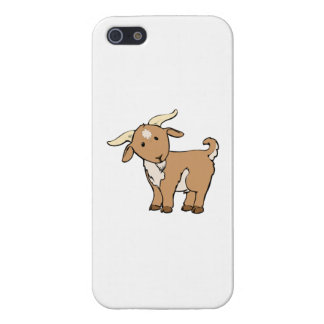 Cartoon Billy Goat Case For iPhone SE/5/5s
