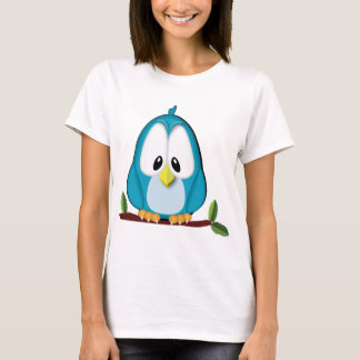 Cartoon Bird T-Shirt