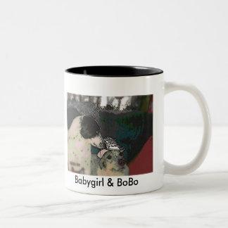 cartoon, bobo,babygirl, cartoon, bobo,babygirl,... coffee mug